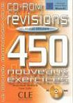 CLE International REVISIONS 450 NOUVEAUX EXERCICES: NIVEAU DEBUTANT CD-ROM cena od 369 Kč