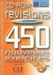 CLE International REVISIONS 450 NOUVEAUX EXERCICES: NIVEAU DEBUTANT CD-ROM cena od 369 Kč
