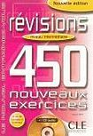 CLE International REVISIONS 450 NOUVEAUX EXERCICES: NIVEAU INTERMEDIAIRE cena od 361 Kč