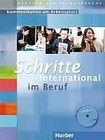 Hueber Verlag Schritte international im Beruf Kommunikation am Arbeitsplatz cena od 434 Kč