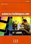 CLE International SCIENCES-TECHNIQUES.COM cena od 290 Kč