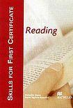 Macmillan SKILLS FOR FIRST CERTIFICATE Reading Student´s Book cena od 396 Kč