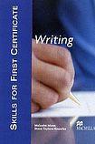 Macmillan SKILLS FOR FIRST CERTIFICATE Writing Student´s Book cena od 396 Kč