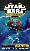 Random House Uk Ltd STAR WARS - DARK TIDE RUIN cena od 238 Kč
