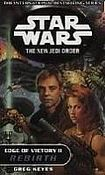 Random House Uk Ltd STAR WARS - EDGE OF VICTORY: REBIRTH cena od 176 Kč
