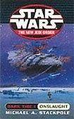 Random House Uk Ltd STAR WARS - ONSLAUGHT cena od 197 Kč