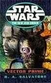 Random House Uk Ltd STAR WARS - VECTOR PRIME cena od 238 Kč