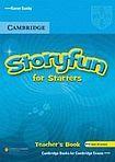 Cambridge University Press Storyfun for Starters Teacher´s Book with Audio CDs (2) cena od 456 Kč