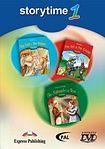 Express Publishing Storytime 1 - DVD PAL cena od 0 Kč