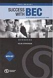 Summertown Publishing Success with BEC Preliminary Workbook with Key cena od 270 Kč