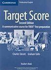 Cambridge University Press Target Score for the new TOEIC(TM) Test Second edition Teacher´s Book cena od 369 Kč