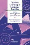 Cambridge University Press Teacher Learning in Language Teaching cena od 756 Kč