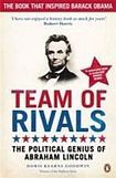 TEAM OF RIVALS: The Political Genius of Abraham Lincoln cena od 370 Kč