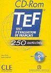 CLE International TEF 250 ACTIVITES CD-ROM cena od 448 Kč