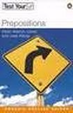 Longman Test Your Prepositions cena od 403 Kč