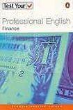 Longman Test your Professional English Finance cena od 423 Kč