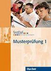 Hueber Verlag TestDAF Musterprüfung Band 1: Heft mit Audio-CD cena od 244 Kč