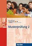 Hueber Verlag TestDAF Musterprüfung Band 2: Heft mit Audio-CD cena od 244 Kč