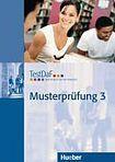 Hueber Verlag TestDAF Musterprüfung Band 3: Heft mit Audio-CD cena od 244 Kč