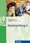 Hueber Verlag TestDAF Musterprüfung Band 4: Heft mit Audio-CD cena od 244 Kč