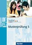Hueber Verlag TestDAF Musterprüfung Band 5: Heft mit Audio-CD cena od 244 Kč