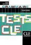 CLE International TESTS CLE DE GRAMMAIRE: NIVEAU INTERMEDIAIRE cena od 195 Kč
