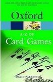 Oxford University Press THE A-Z OF CARD GAMES 2nd Edition cena od 213 Kč