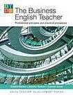 DELTA PUBLISHING The Business English Teacher cena od 464 Kč