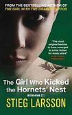 Larsson Stieg: Girl Who Kicked the Hornets Nest (Millenium Trilogy #3) cena od 209 Kč