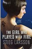 Larsson Stieg: Girl who played with fire 2 cena od 154 Kč