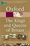 Oxford University Press THE KINGS AND QUEENS OF BRITAIN Revised Edition cena od 264 Kč