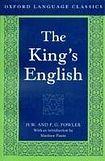 Oxford University Press THE KING´S ENGLISH cena od 243 Kč