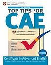 University of Cambridge ESOL Examination The Official Top Tips for CAE with CD-ROM cena od 232 Kč