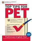 University of Cambridge ESOL Examination The Official Top Tips for PET with CD-ROM cena od 220 Kč