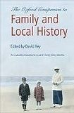 Oxford University Press THE OXFORD COMPANION TO FAMILY AND LOCAL HISTORY 2nd Edition cena od 329 Kč