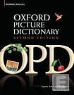 Oxford University Press The Oxford Picture Dictionary. Second Edition Monolingual English Edition cena od 342 Kč