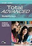 BLACK CAT - CIDEB Total Advanced Student´s Book cena od 584 Kč