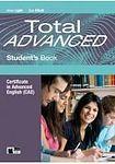 BLACK CAT - CIDEB Total Advanced Student´s Book with CD-ROM cena od 664 Kč