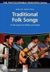 Helbling Languages Traditional Folk Songs from Britain a Ireland with Audio CD cena od 673 Kč