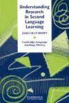 Cambridge University Press Understanding Research in Second Language Learning PB cena od 748 Kč