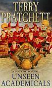 Pratchett Terry: Unseen Academicals (Discworld Novel #37) cena od 192 Kč