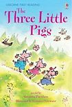 Usborne Publishing Usborne First Reading Level 3: The Three Little Pigs cena od 123 Kč