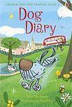 Usborne Publishing Usborne Very First Reading: 4 Dog Diary cena od 167 Kč