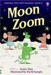 Usborne Publishing Usborne Very First Reading: 8 Moon Zoom cena od 152 Kč