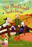 Usborne Publishing Usborne Young Reading Level 1: Old MacDonald Had a Farm cena od 121 Kč