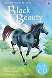 Usborne Publishing Usborne Young Reading Level 2: Black Beauty with CD cena od 194 Kč