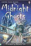 Usborne Publishing Usborne Young Reading Level 2: The Midnight Ghosts cena od 123 Kč