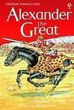 Usborne Publishing Usborne Young Reading Level 3: Alexander the Great cena od 163 Kč
