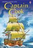 Usborne Publishing Usborne Young Reading Level 3: Captain Cook cena od 123 Kč