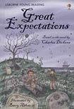 Usborne Publishing Usborne Young Reading Level 3: Great Expectations cena od 145 Kč